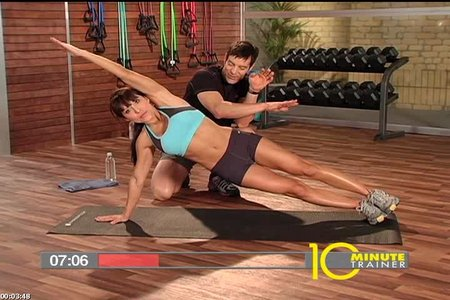 10 minute trainer workout ABS