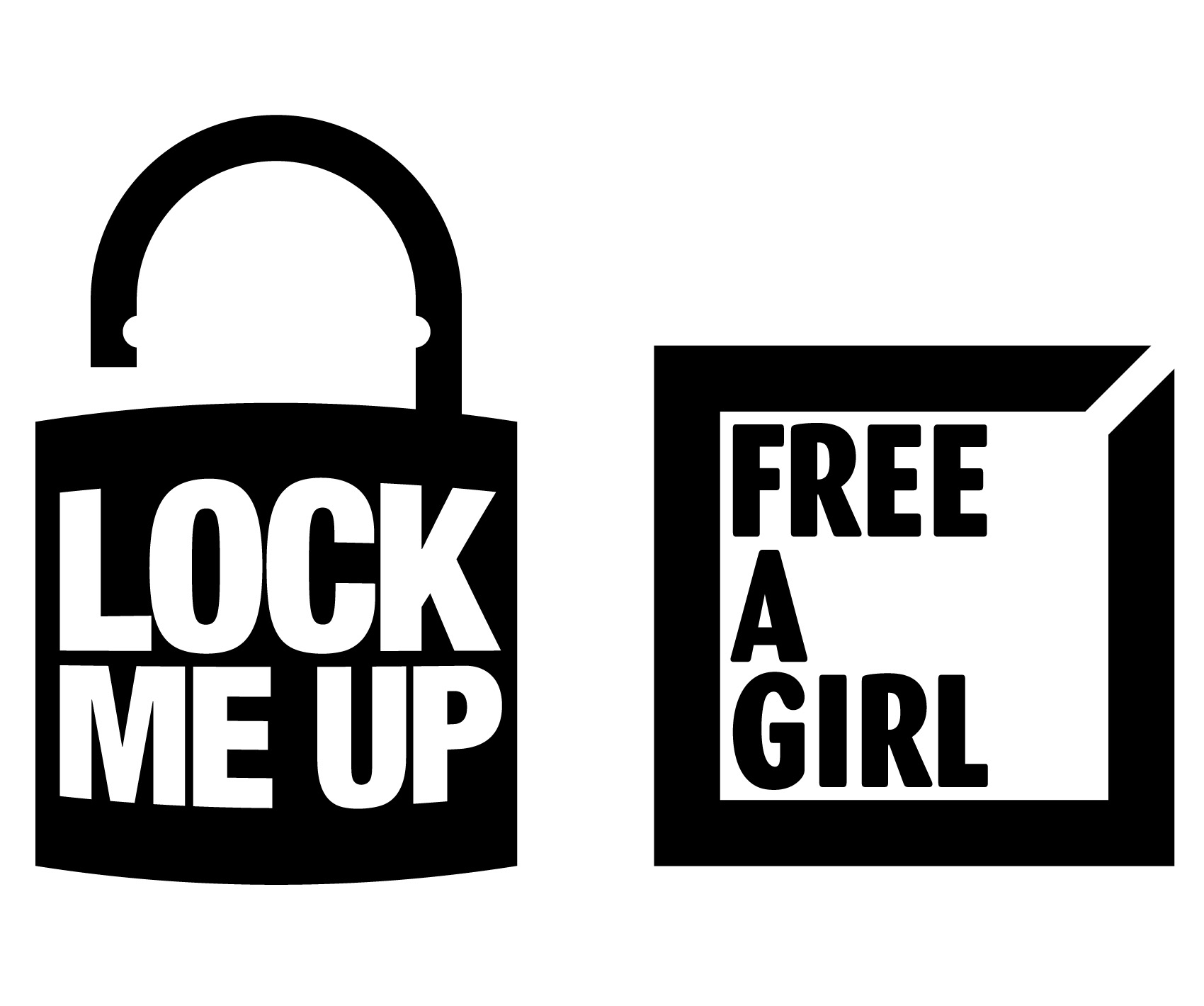 lock me up free a girl