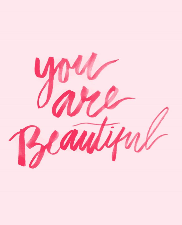 S M I L E, your beautiful, and it's true, don't forget ... |You Are Beautiful Quotes Tumblr