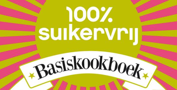 100% suikervrij kookboek - no sugar challenge