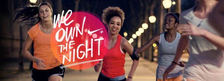 Nike We Own The Night Run Amsterdam 2013