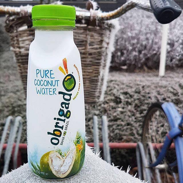 obrigado kokoswater