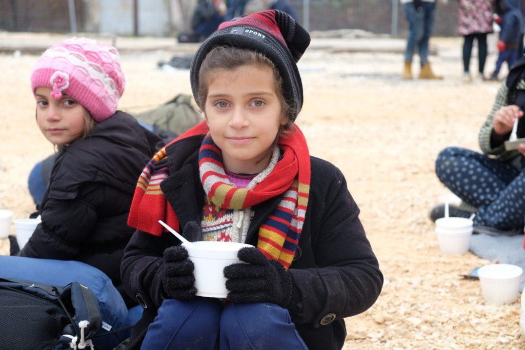 vasten goed doel, cordaid, syrie, vluchtelingen