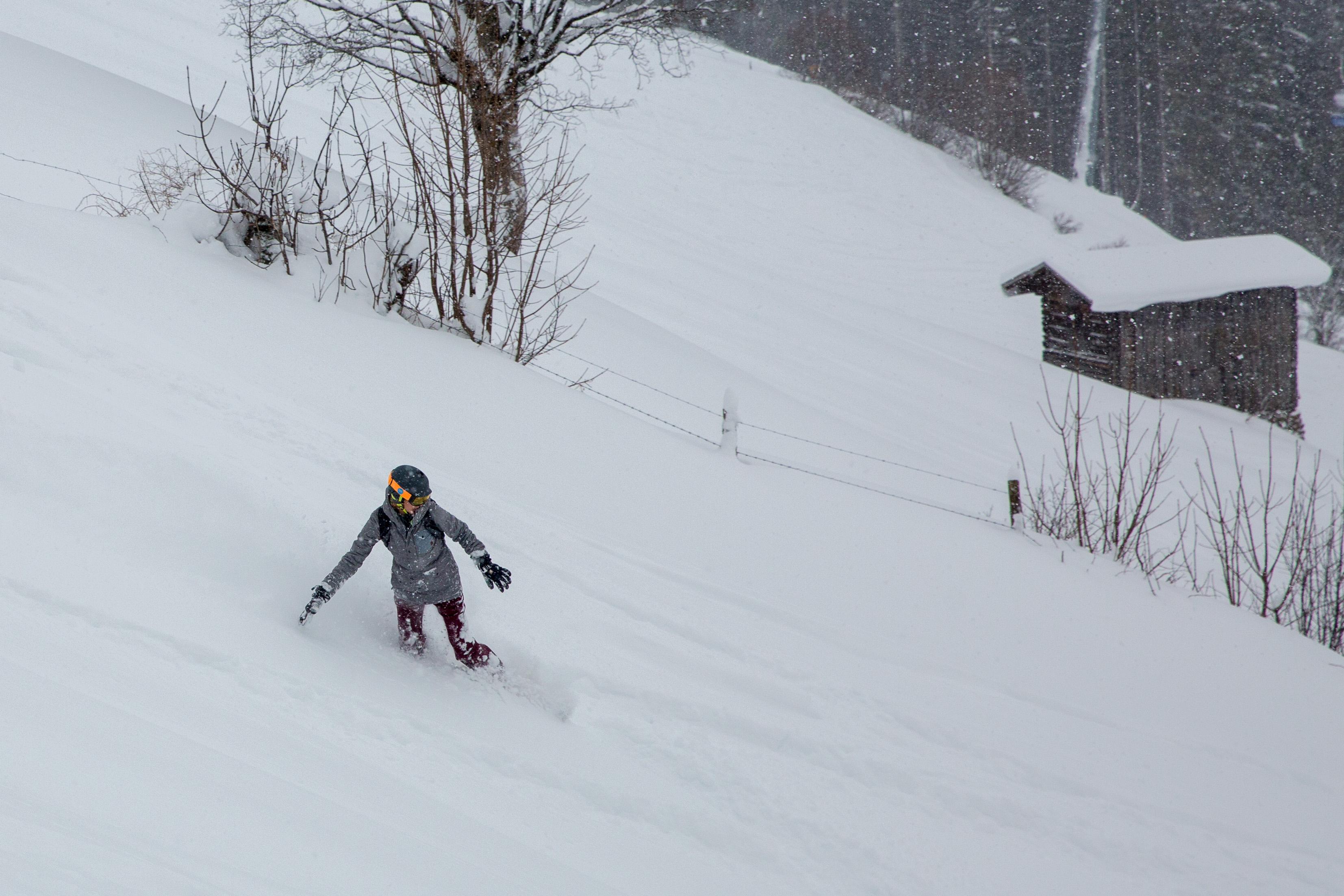 zillertal, oostenrijk, wintersport, snowboarden, valley ralley