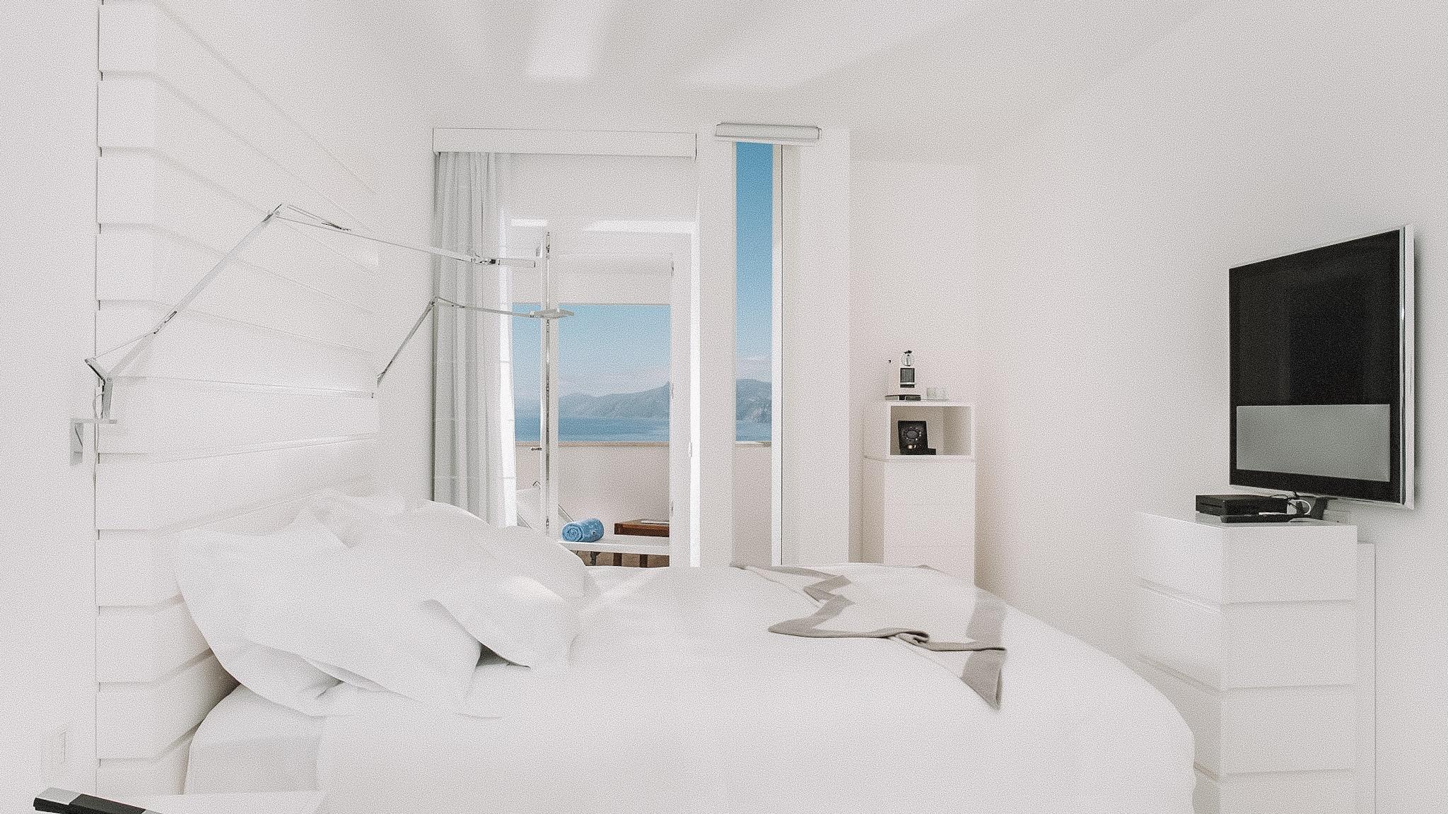 casa angelina, hotel, amalfi coast, italie