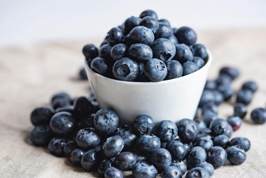 cellulitis, cellulite, sinaasappelhuid, eten cellulite, blauwe bessen