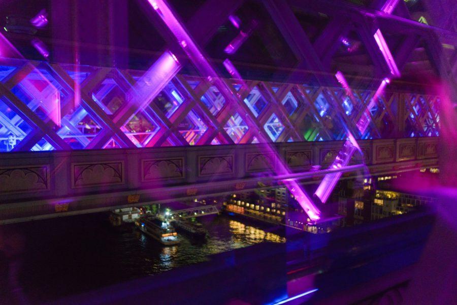 Londen, Tower Bridge, Asics