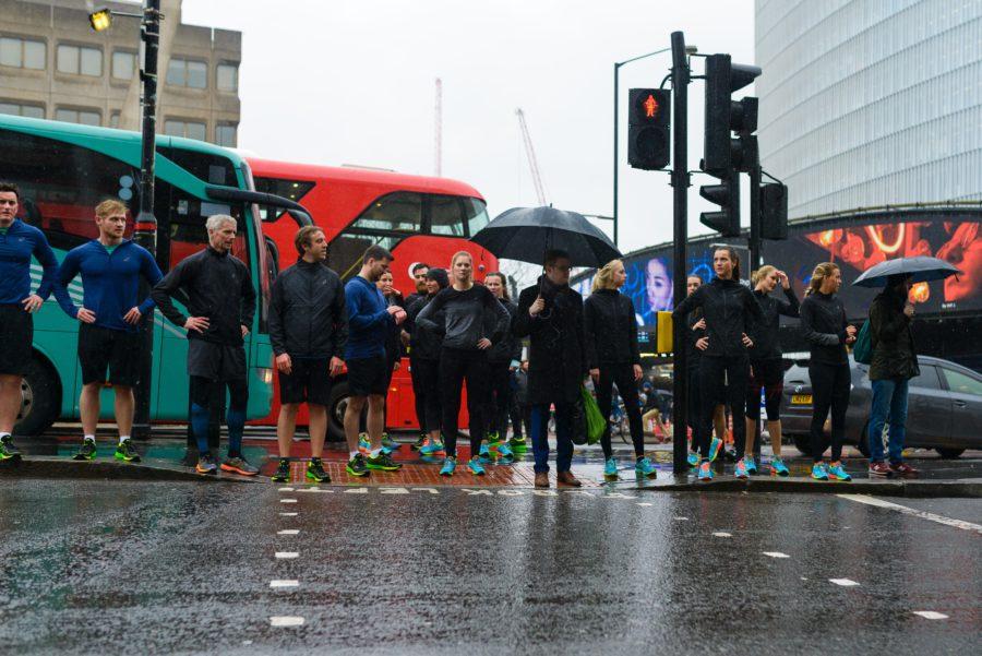 Londen, Asics, hardlopen