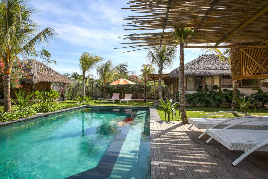i love health retreat bali villa