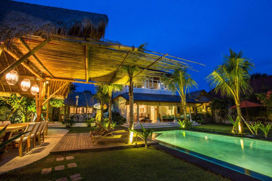retreat villa bali
