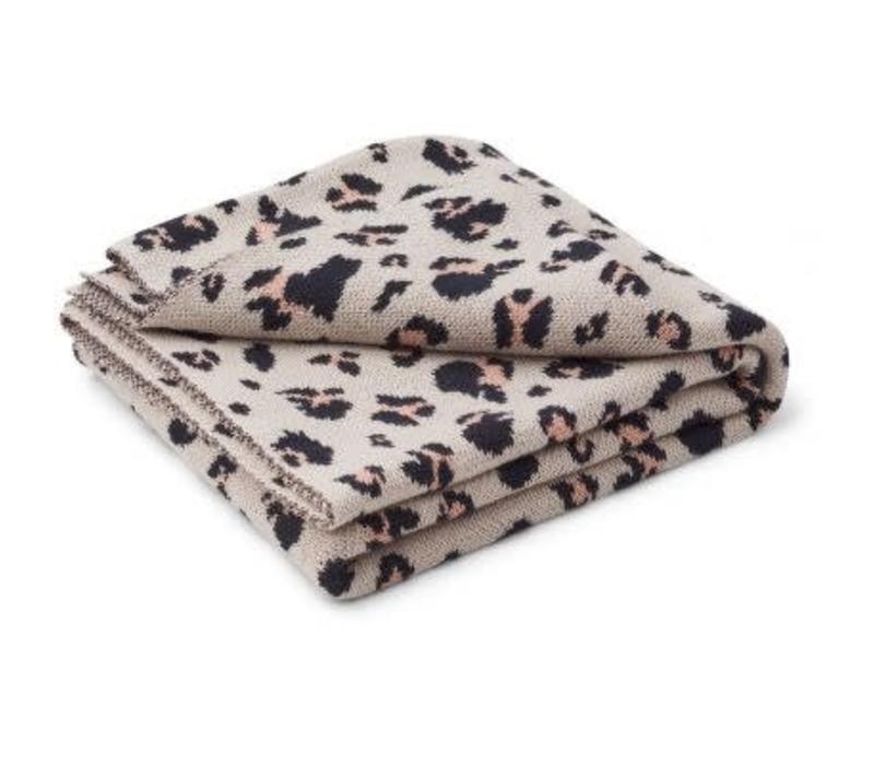 liewood leopard deken