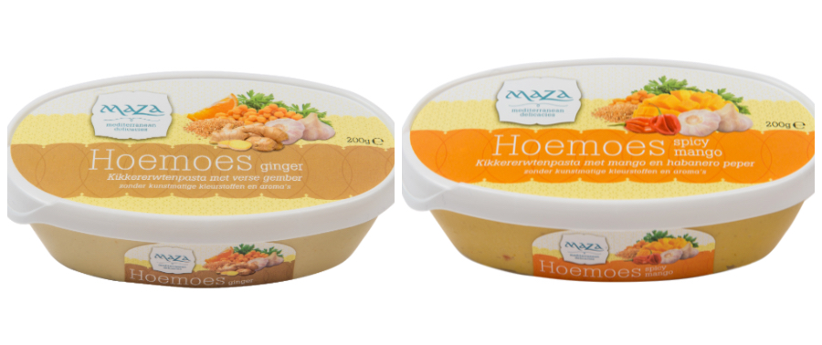 maza hummus, what's new, april