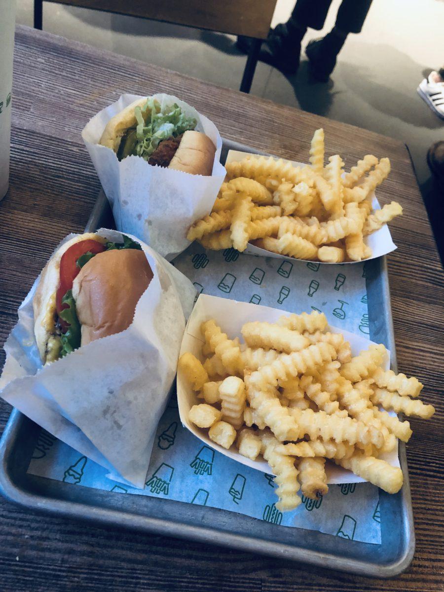 shakeshack, hotspot new york