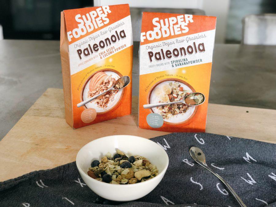 superfoodies ontbijtlijn, paleonola