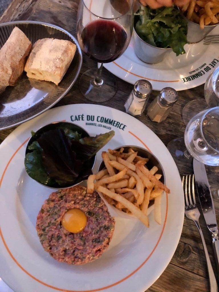 tips biarritz, restaurants in biarritz