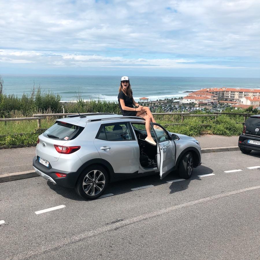 biarritz, autohuur sunny cars