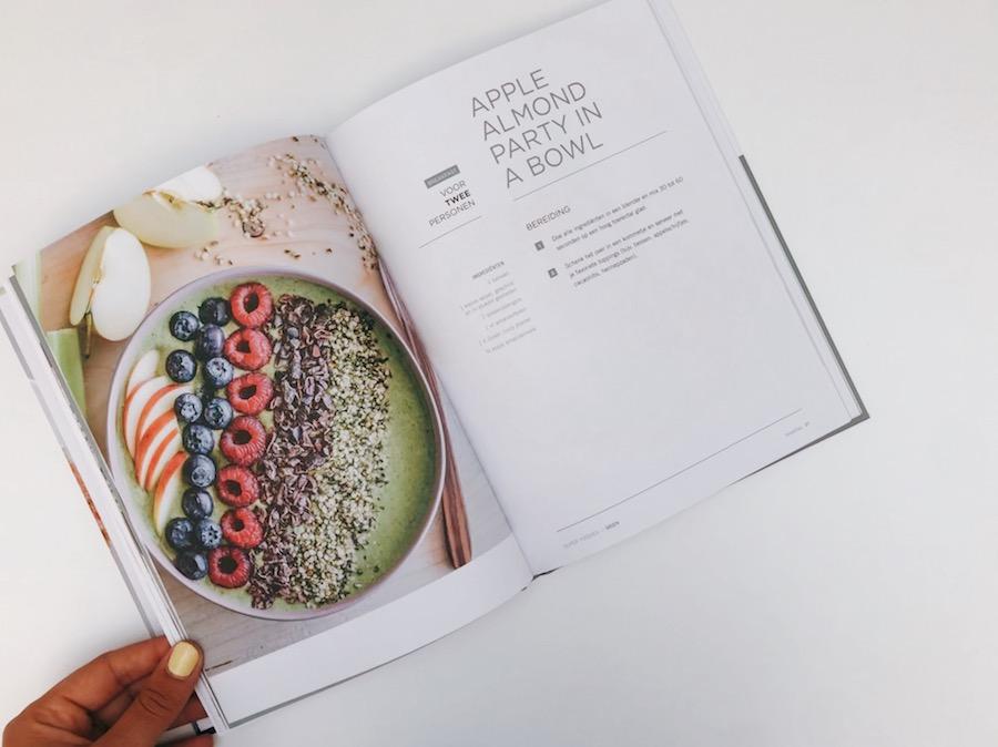 green juice, groen, receptenboek, recept green juice