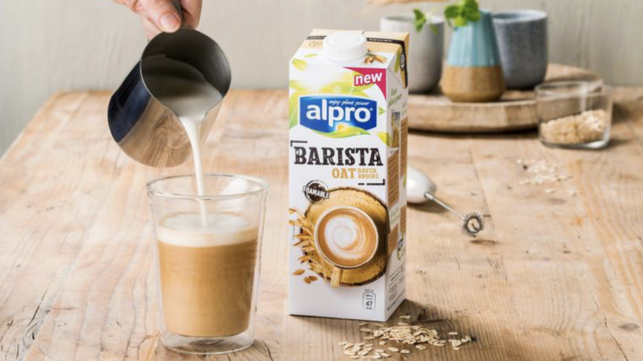 Alpro barista oat, what's new, augustus 2019