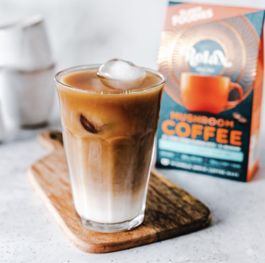 mushroom koffie, mushroom coffee, superfoodies