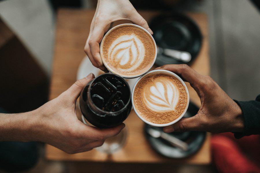 voor- nadelen koffie drinken, koffie, koffiebonen
