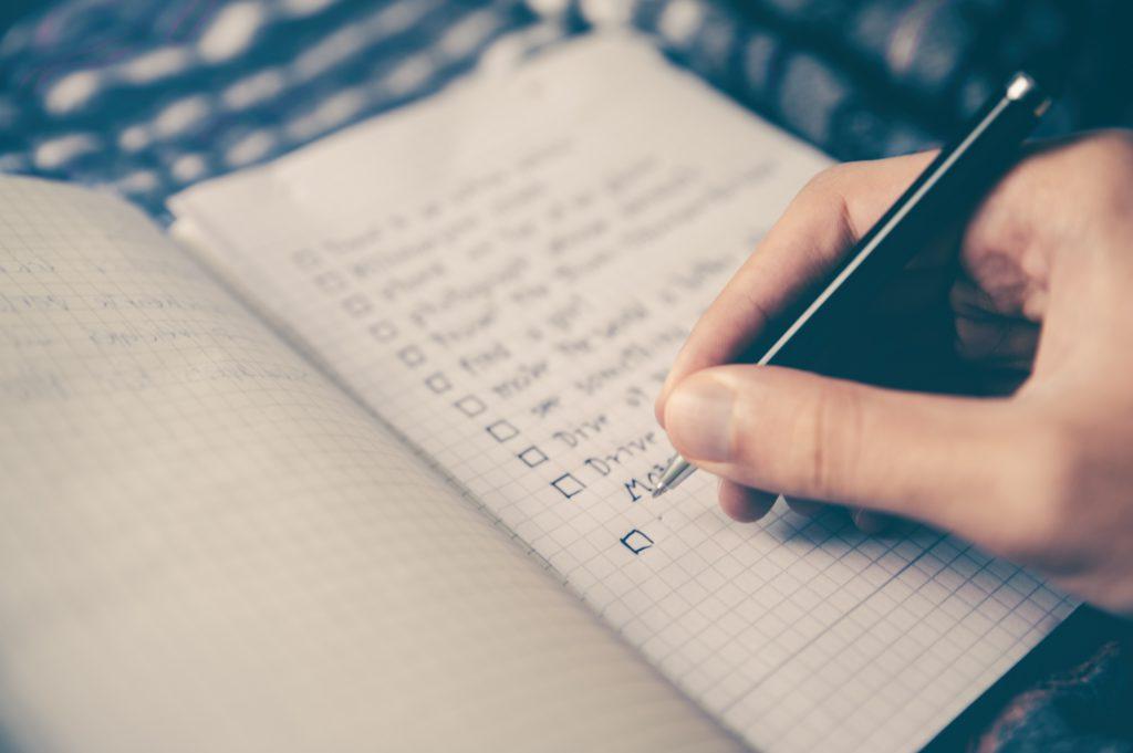 to-do-lijst, to do's, werken, tips
