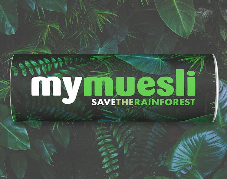 what's new, rainforest muesli, mymuesli