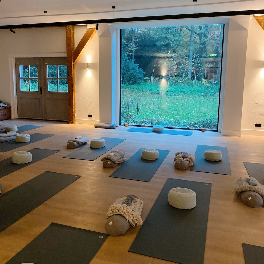 yoga & detox retreat
