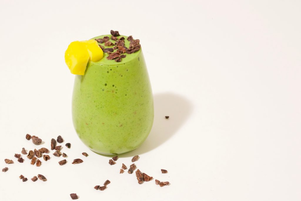 groene smoothie, smoothie recept