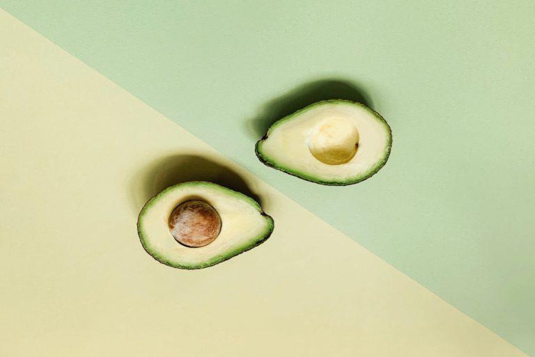 gezond eten afvallen, avocado, gezond
