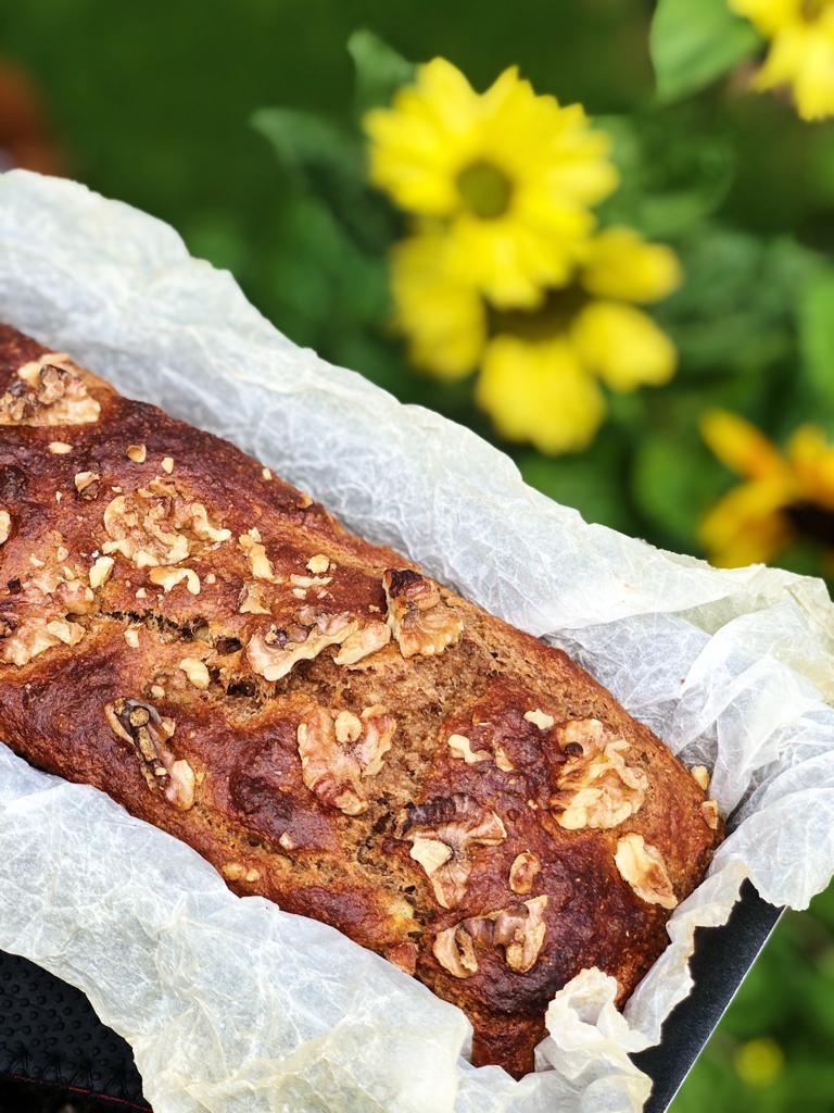 banana bread, elize, elizabeth, gezond