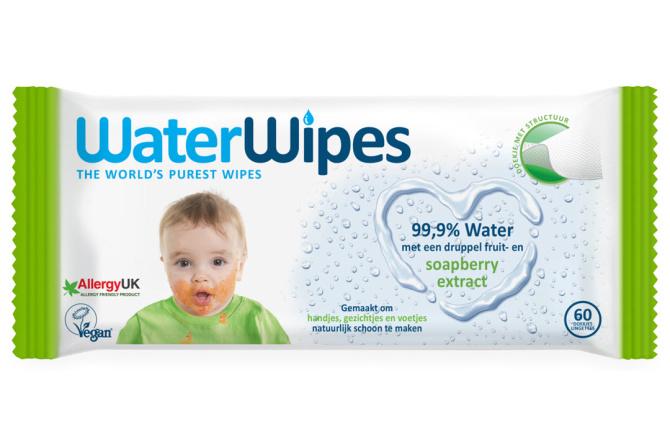 what's new, water wipes, snoetendoekjes