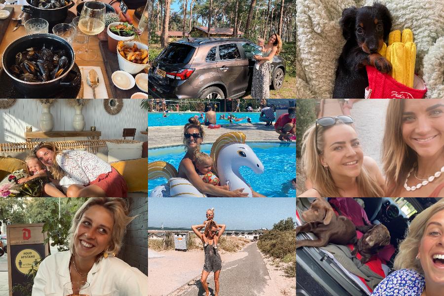 zomer 2020, zomer, photo diary