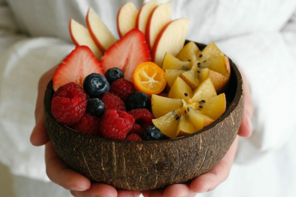 dagelijkse dosis vitamine C, golden tips, vitamine c ontbijt, Zespri SunGold