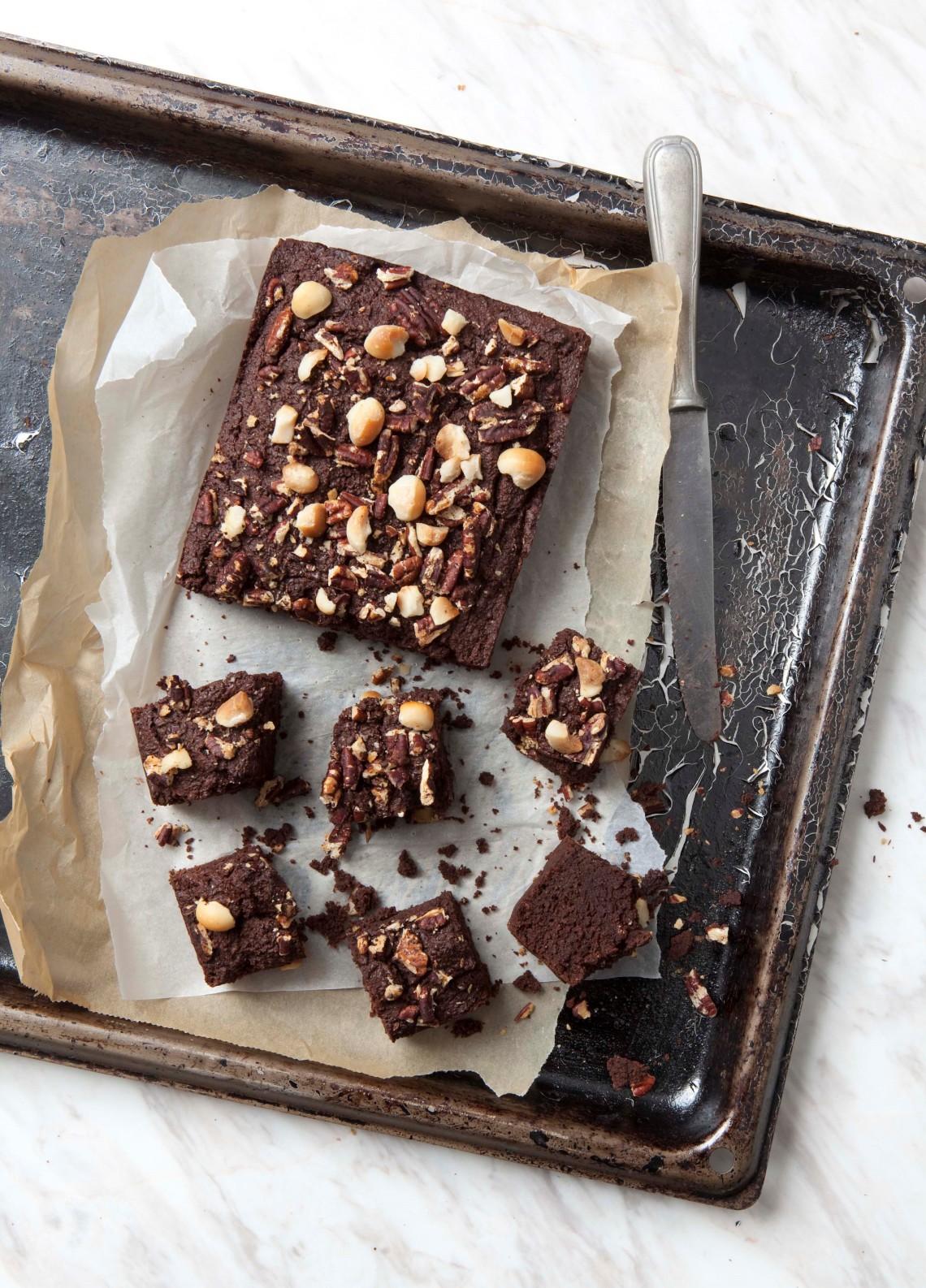 eetdagboek ellemieke vermolen brownies