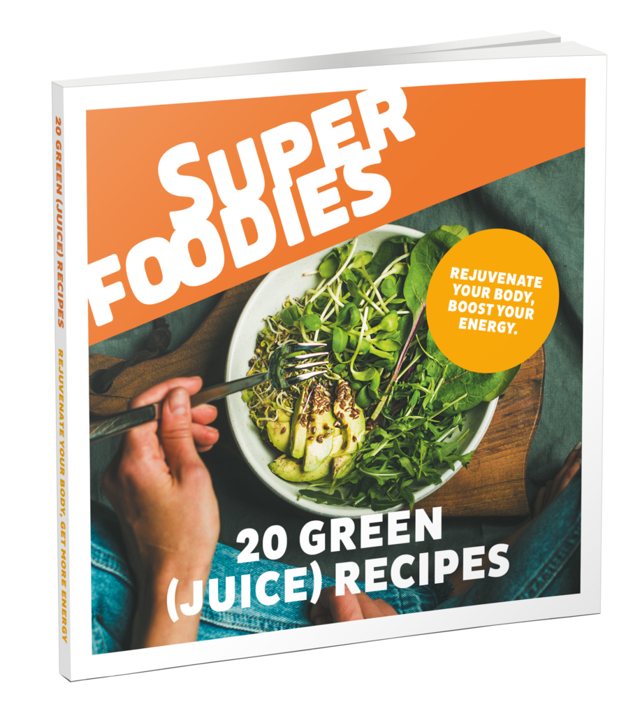 superfoodies green juice recepten boek