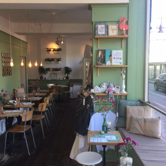 Pistache cafe den haag, healthy hotspots den haag