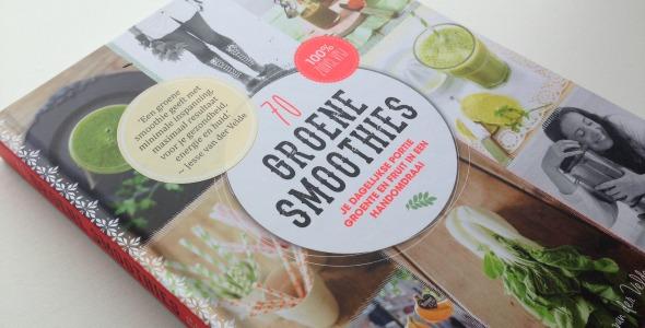 70 groene smoothies cover boek