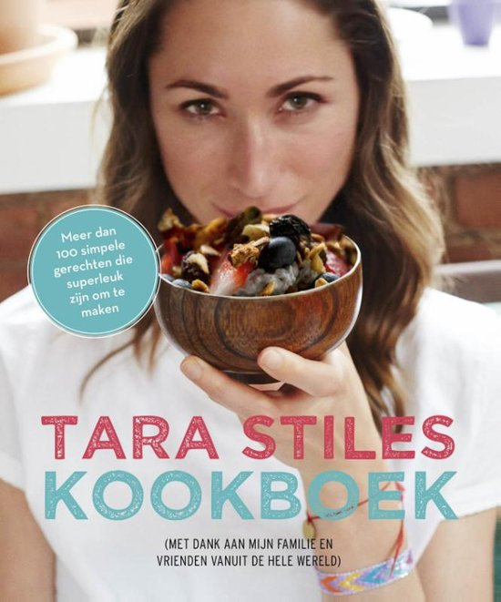 Tara Stiles kookboek