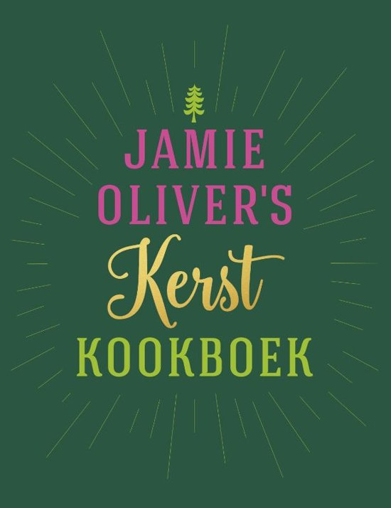 kerst, sint, jamie oliver, kookboek