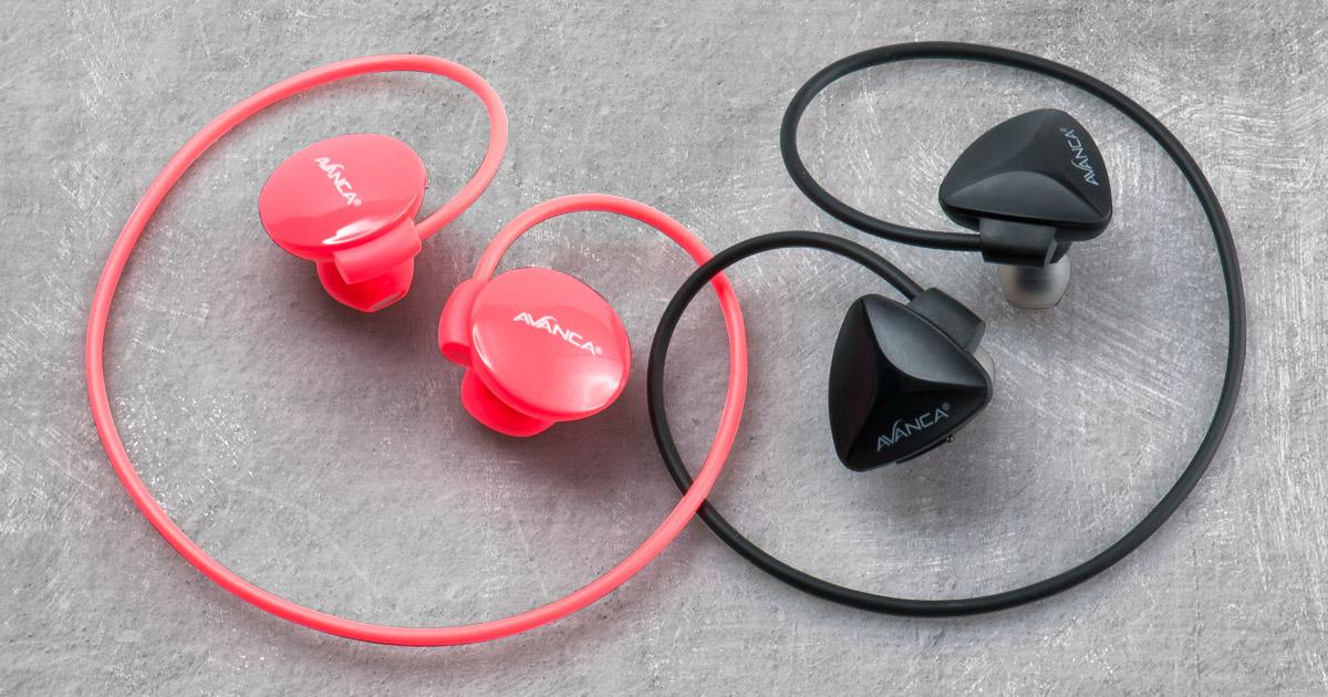 Avanca D1 Wireless sports headphones