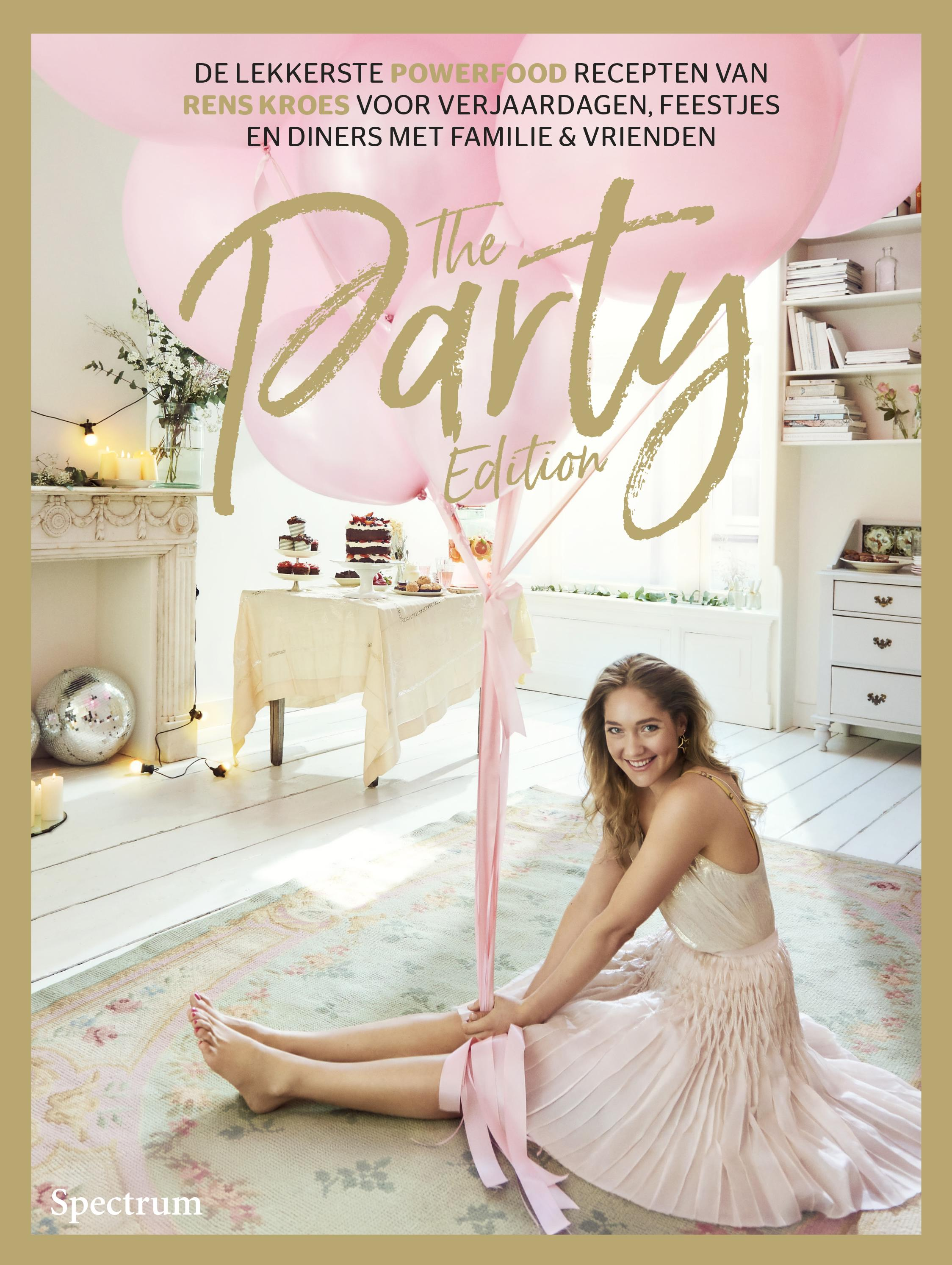 Cover - Rens Kroes - The Party Edition