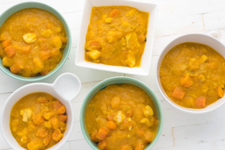 wortelsoep, i love health boek, soep