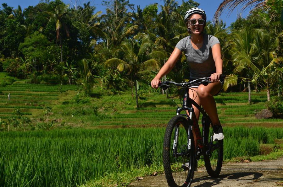 i love health retreat, bali bike park, moutainbike tour jatiluwih