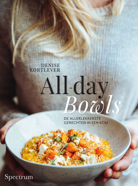 All day bowls, kookboek