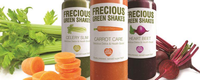 Frecious Green Shakes