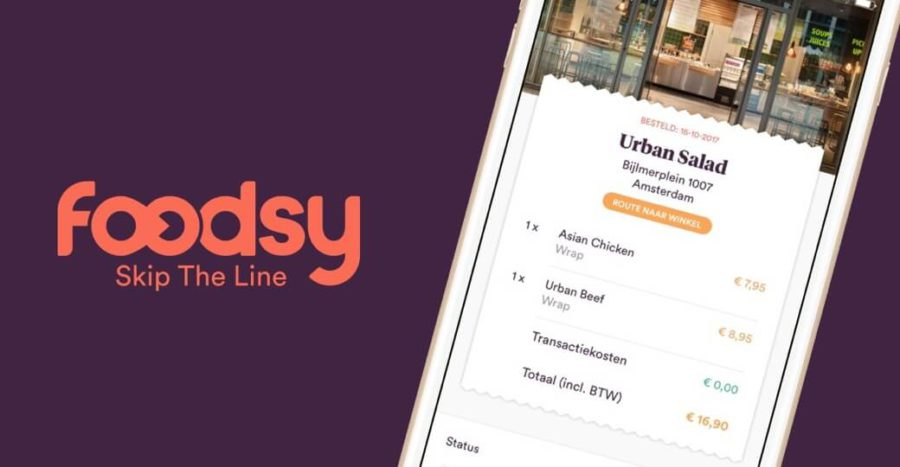 Foodsy, november 2018, what's new