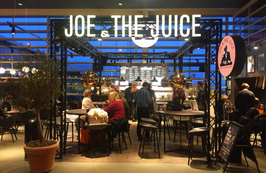 joe & the juice, kopenhagen