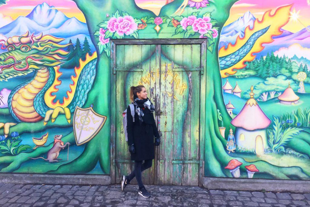 kopenhagen, streetart, christiania