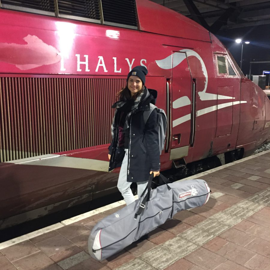 thalys, val thorens, wintersport, daisy