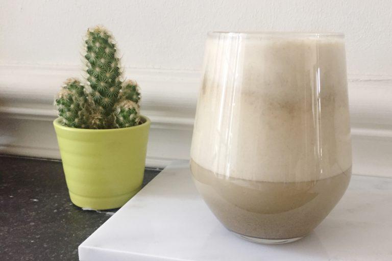 Hot Choco Protein Latte